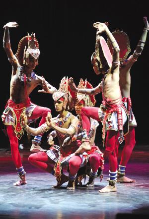 巴基斯坦舞蹈