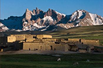 美丽的阿富汗
