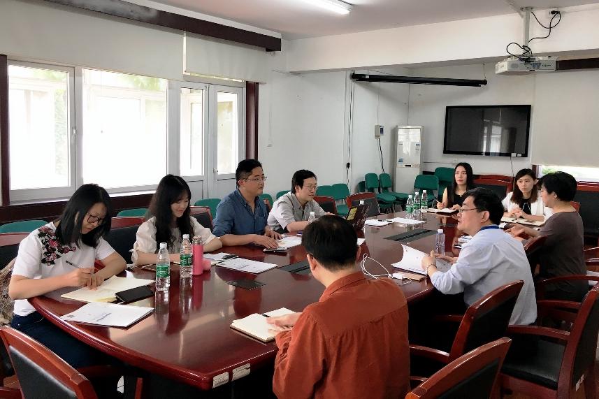 云南省社会科学院信息化建设创新团队到中国社会科学网座谈交流