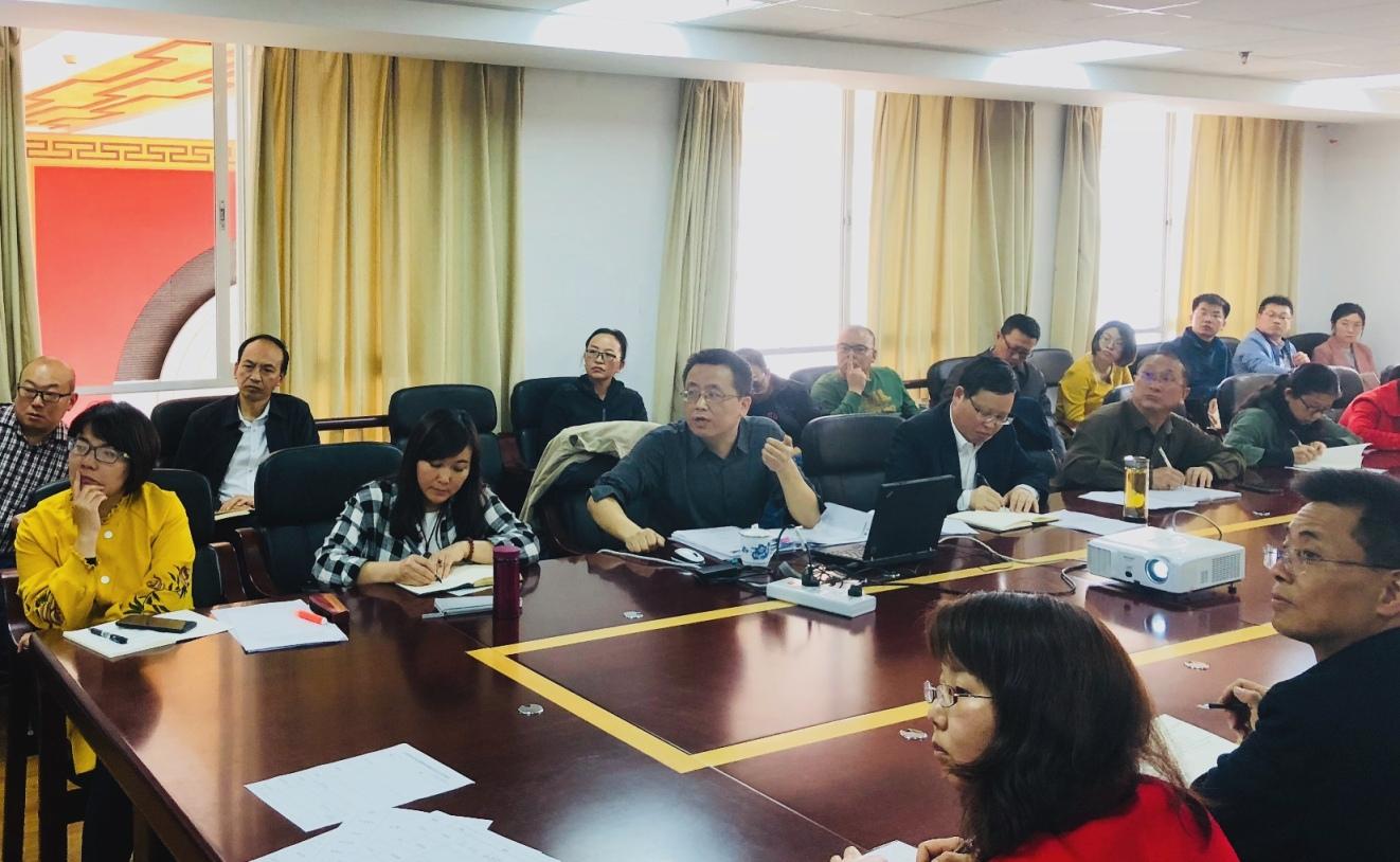 云南省社会科学院举行内参写作报告会